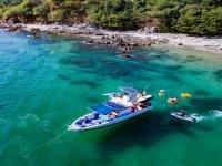 Paseo en barco privado 25 pp Puerto Vallarta 6h