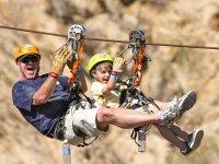 Zipline Circuit in Los Cabos 4 hours for children