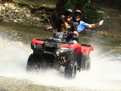 Two-seater ATV tour in Puerto Vallarta 3 hours