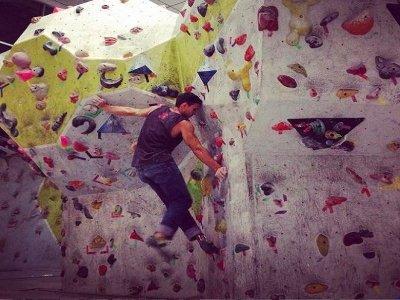 Spend 1 day at Torres de Lindavista climbing wall