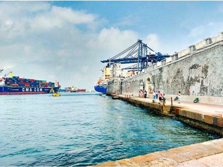 Visit to the port of Veracruz
