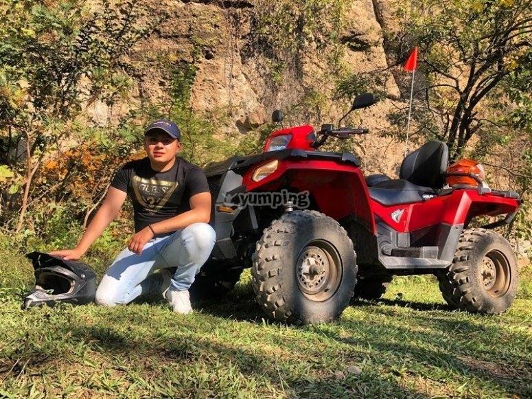 Recorrido por senderos naturales de Tepoztlán