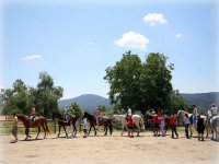Horseback riding in Chamula and trekking in Zinacantán 7 hr