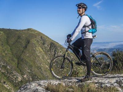 Tour en bicicleta de montaña en Tepoztlán 12 km