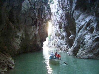 Tour through Sumidero Canyon and Chiapa de Corzo 4 hr