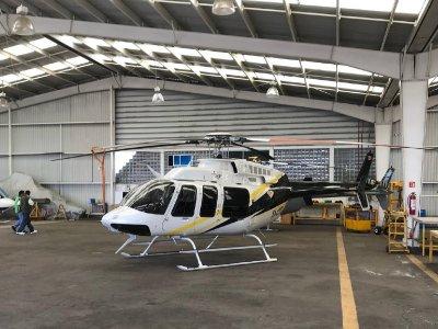 Tonalkalco Tours Vuelo en Helicóptero