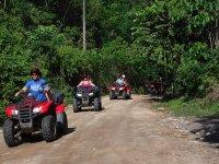 Cuatrimoto por costa y selva Puerto Vallarta 4hr