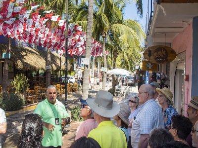 Visita guiada a Sayulita y Playa San Pancho 8 hrs