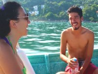 Private boat and snorkel 2 pax to Yelapa Bay 5hr