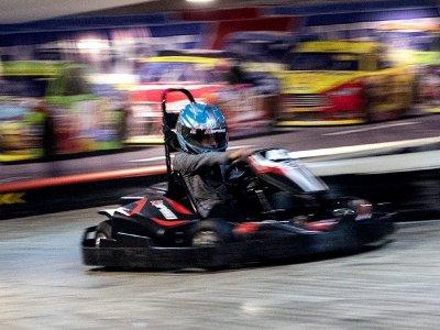 2 Indoor go kart races in Boca del Río