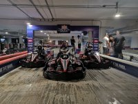 2 Go-kart races and membership in Boca del Río