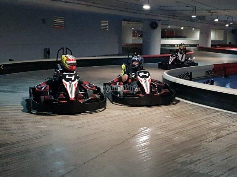 Indoor circuit