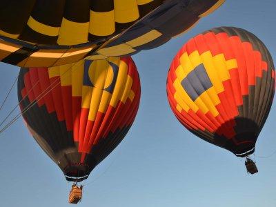 Vuelo en globo para 8 PAX San Miguel de Allende 1h