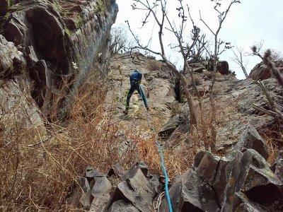 Rock Climbing Course Distrito Federal