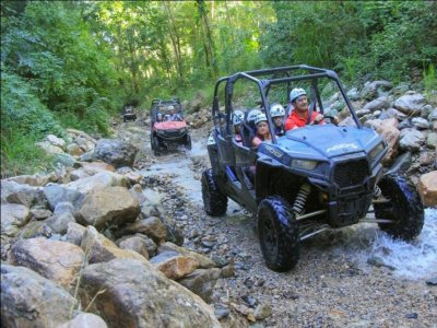 Jungle Buggy Tour in Puerto Vallarta 6hrs