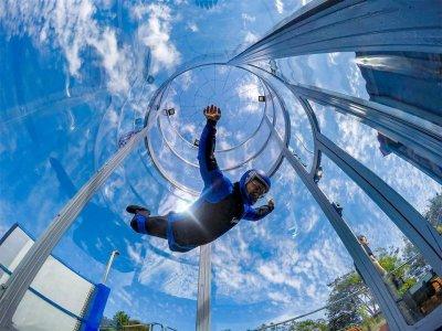 Wind tunnel and activities in Puerto Vallarta