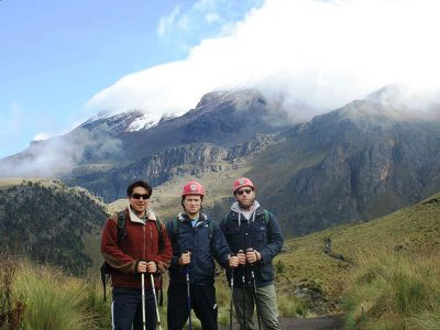 Hike Refugio de los 100, Iztacchihuatl