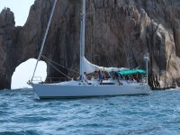 Paseo en barco en Baja California