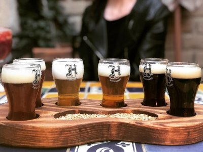 Craft Beer Tour with Tasting in San Miguel