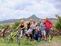 Bike tour to Sierra de Guanajuato from Qro