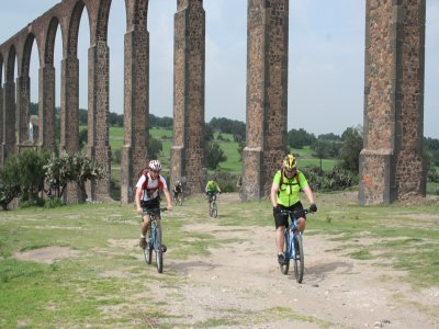 Cycling Route in Pulqueras de Hidalgo 2 days