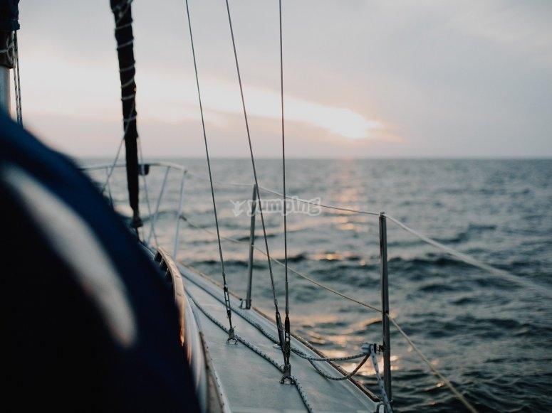 Paseo en barco por bahía de Huatulco