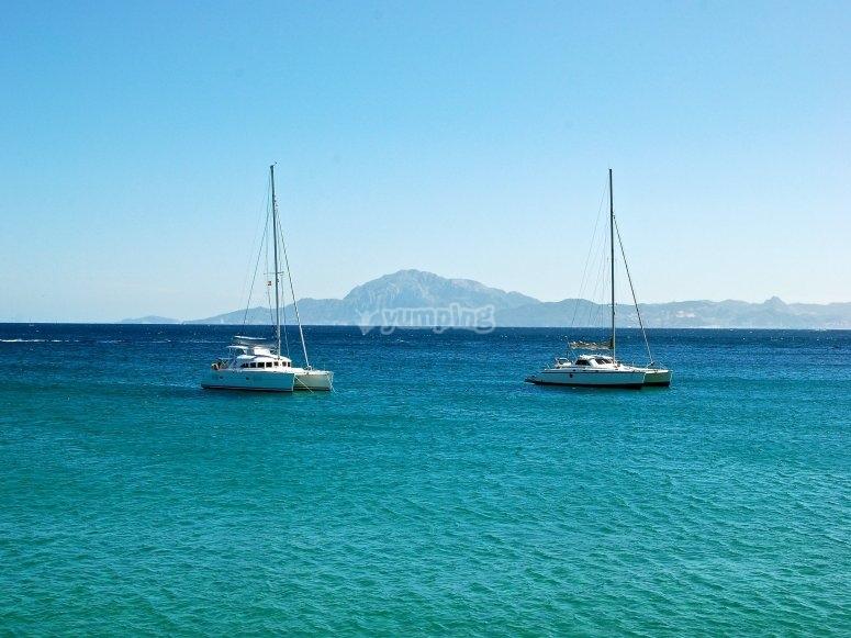 Catamaranes para tours