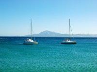 Viaje en catamarán