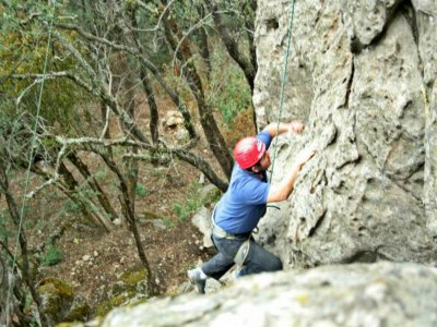 Climbing Activity Beginners Level Remedios