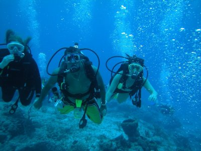 Tres Hermanos Fishing Charters Buceo