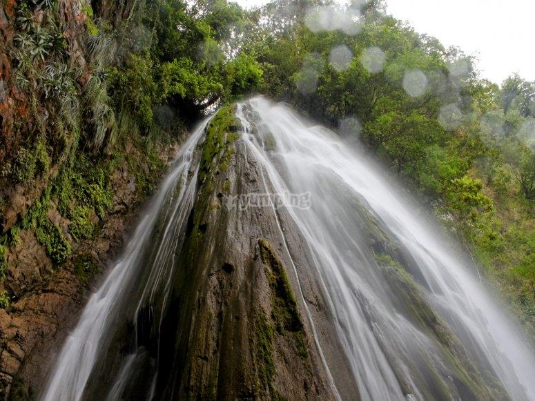 Espectaculares cascadas