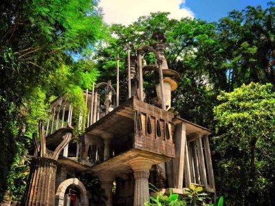 Tour jardín surrealista y río Huichihuayan Xilitla