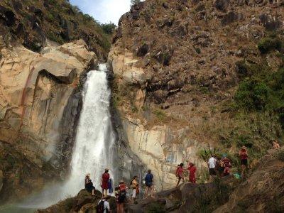 Tour a la cascada La Reforma en Puerto Escondido