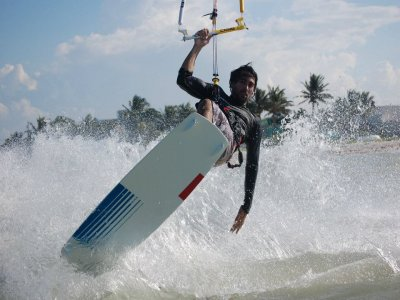 Kiteboarding Cancún