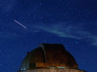 Guided astronomy tour