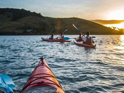 Paseo en kayak en lago de Valle de Bravo 2 horas