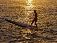 Paseo en Paddle Surf en lago de Valle de bravo 2h