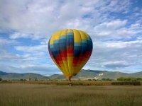 Balloon ride and bike tour in Teotihuacan