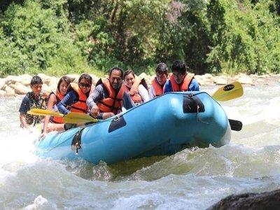 Experiencia Huatulco Rafting
