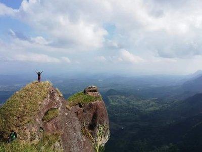 Caminata al cerro de La Pava en Huimanguillo 8hrs