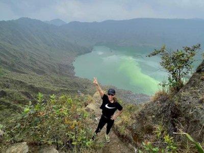Caminata al volcán Chichonal con transporte 5 hrs
