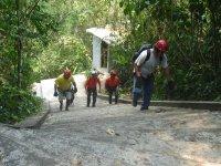 Tour de senderismo y rappel en Tacotalpa 5 horas