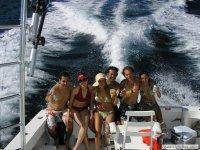 Barcos para fiestas