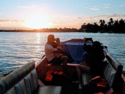 Private boat tour in Boca del Río 1 hour