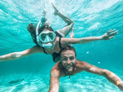 Snorkeling tour in cenotes and sea in Tulum 6 hours