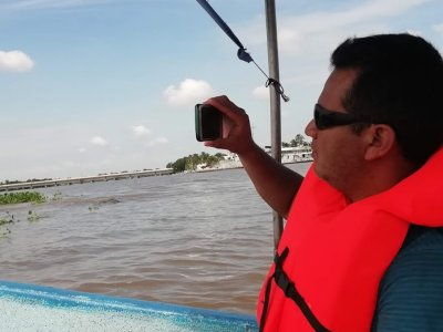 Boat tour with sport fishing 3 hours