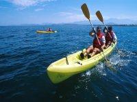 Kayaks en chapala
