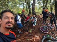 Ruta guiada de ciclismo a Huentitán 40 kilómetros