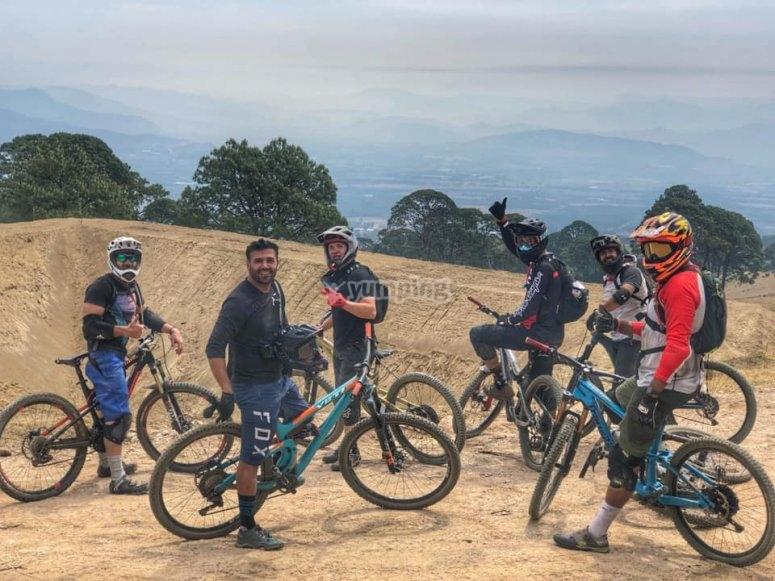 Equipo de ciclismo