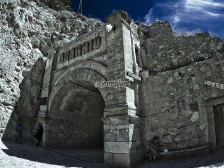 Ocarrio tunel
